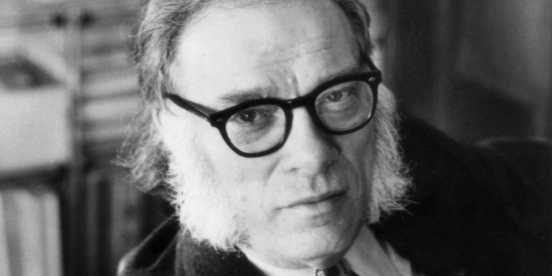 Isaac Asimov Died of AIDS
