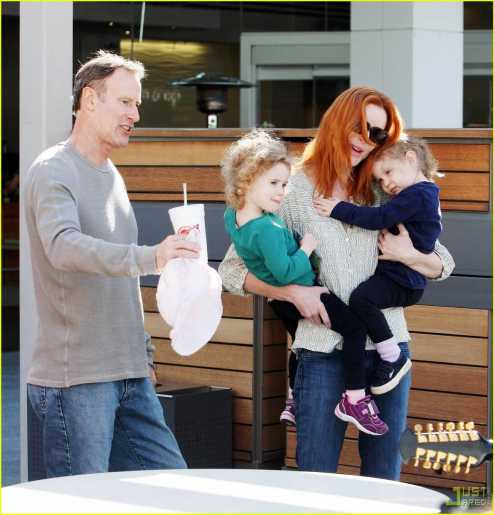 Hollywood celebrities with IVF babies