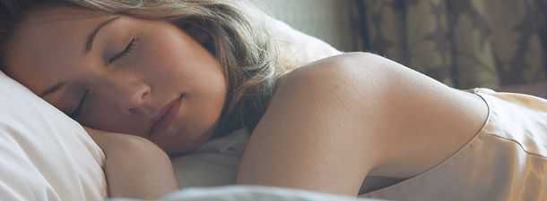 Sleep Your Way to a Healthy Lifestyle