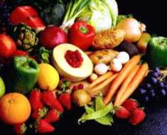 Vegetarian Diet Food