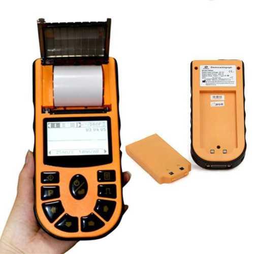 Contect ECG80A Portable Cardiology ECG Machine