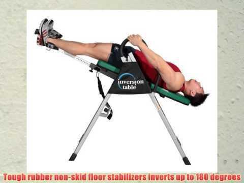 Ironman Gravity 2000 inversion table