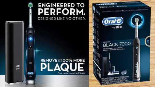 Oral-B Precision Black 7000