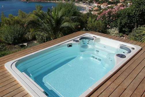 Hydropool AquaPlay Swim Spa