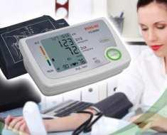 arm blood pressure monitors