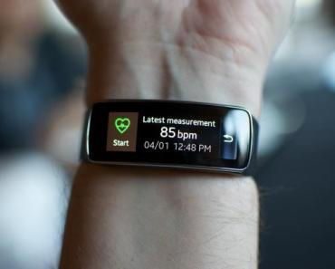 smart watch fitness
