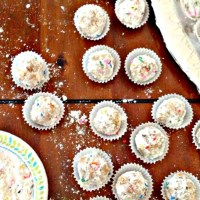 How To Make Cake Balls Without Frosting