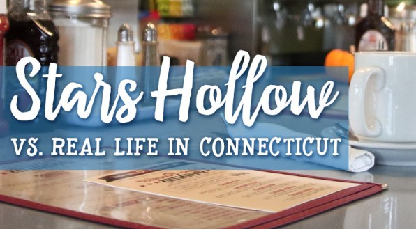 Stars Hollow Vs. Real Life in Connecticut