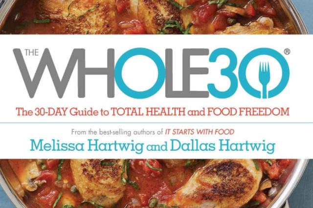 Whole30 book cover