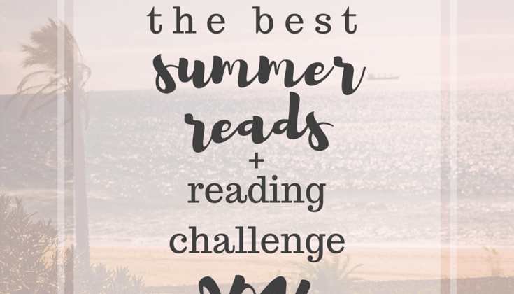 The Best Summer Reads 2016 + Challenge!