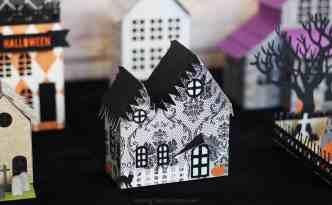 Tiny Village Haunted House
