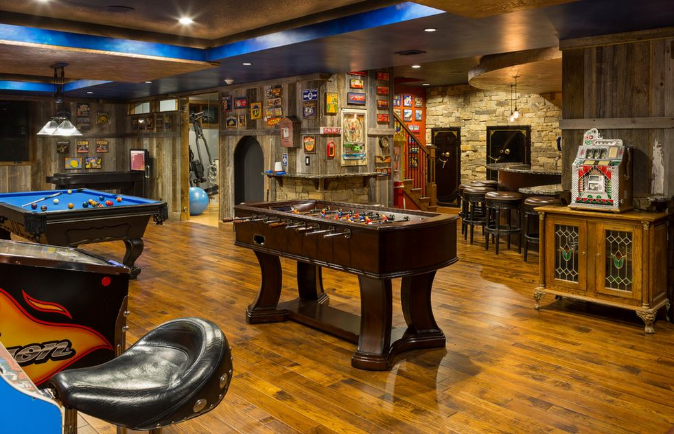design ideas to get your basement renovation off to the right start