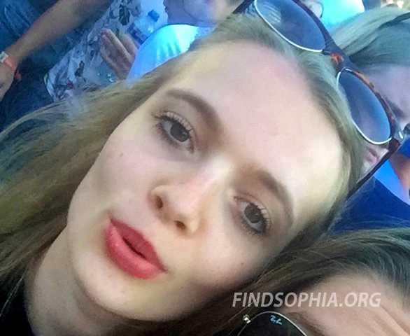 Sophia d'après son amie Merel