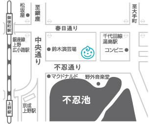 ueno-map