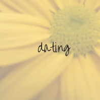 fine print journaling: dating