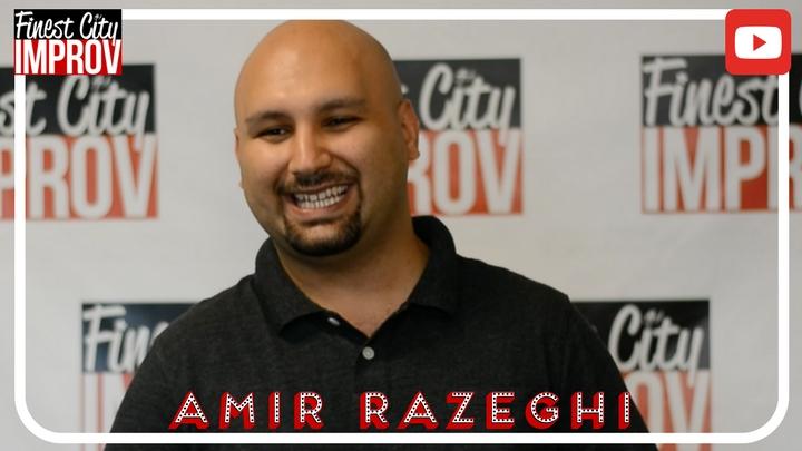 Amir Spotlight