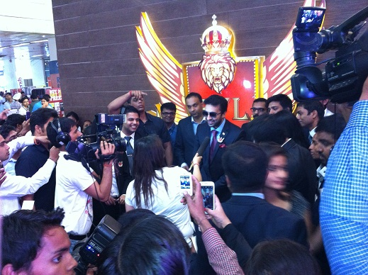 Raj Kundra in Franchise India (Click to Expand)