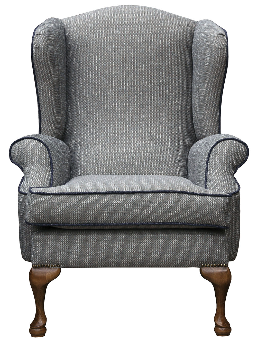 Queen Anne Chair Contrast