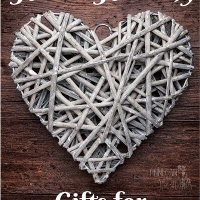 Heart Healthy Gifts for Valentine's Day