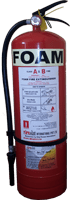 09l Air Foam Powder Fire Extinguisher
