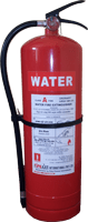 9L Water Powder Fire Extinguisher