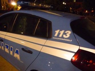 L'arresto dei due rapinatori è stato fatto dalle Volanti del 113