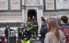 Malore sul campanile di Giotto, salvato 50enne (FOTO)