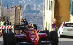 Cento auto storiche sulla Firenze-Fiesole