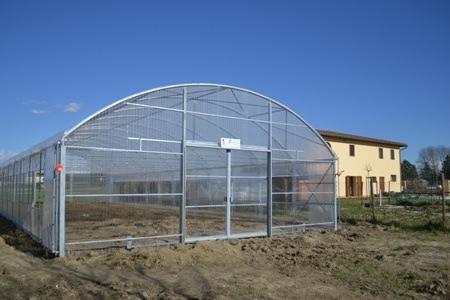 Una serra per coltivare la speranza for Costo della costruzione di una nuova casa