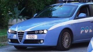 Polizia - Inseguimento A11