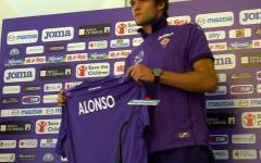 Fiorentina, ecco Alonso: «Non sono il sostituto di nessuno»