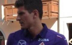 Fiorentina, Gomez già in campo: domani riprende il lavoro