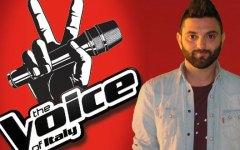 The Voice, il pratese Francesco Guasti sul palco della Lazzerini