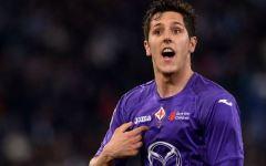 Rispuntano Borriello e Maxi Lopez. Fiorentina già sul mercato