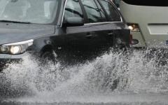 Pioggia e vento in Toscana: arriva la Christmas storm