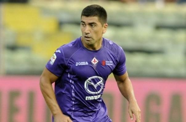 David Pizarro fuori con il Napoli e a rischio per il Milan