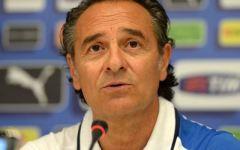 Nazionale, Prandelli: «In testa soltanto il Mondiale»