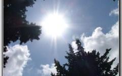Tempo: a Firenze caldo in arrivo (temperature anche a 26-27 gradi)