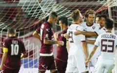 Calcio: Livorno beffato, Cerci salva il Torino