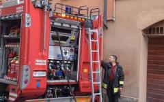 Evacuata palazzina a Massa, problemi all'edificio dopo lavori