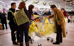 Colletta alimentare nei supermercati della Toscana: appuntamento per sabato 29 novembre