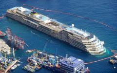 Concordia, il Tribunale dice sì al recupero delle casseforti sulla nave