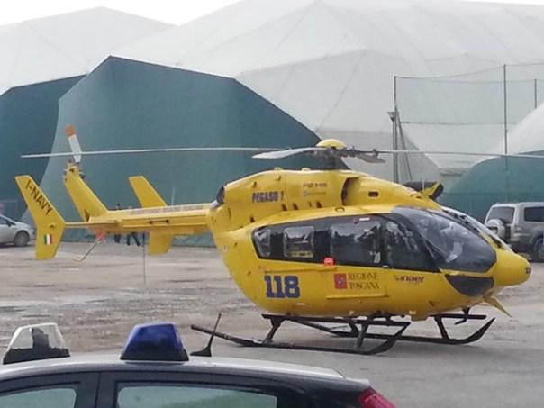 Donna investita in Maremma, corsa in elicottero a Siena