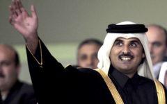 Nozze della nipote dell'emiro del Qatar, catering dall'Italia