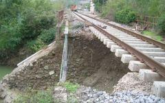 Danni maltempo, ripresa la circolazione ferroviaria Siena-Buonconvento