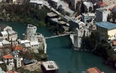 Vent'anni dalla distruzione del Ponte di Mostar, incontro a Firenze