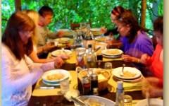 E' la cena il pasto principale dei toscani