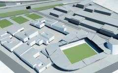 Stadio alla Mercafir: cresce l'ottimismo ma il Comune frena