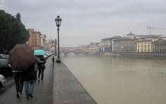 Toscana, allerta meteo a Natale e Santo Stefano