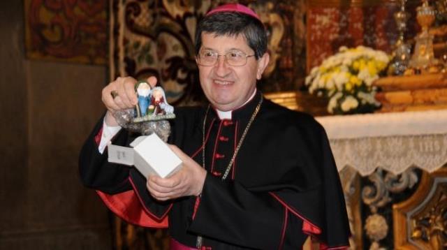Il cardinale Betori ed il concorso Capannucce in città